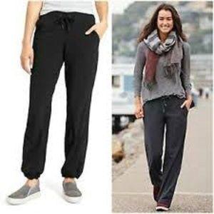 Athleta Sz 10 Midtown Trouser Stretch Black Pants